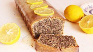 Jednostavni kolač od maka i limuna