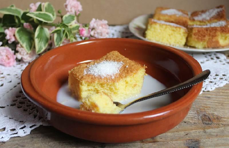 KOH OD GRIZA: Jednostavan desert koji će vas vratiti u djetinjstvo!