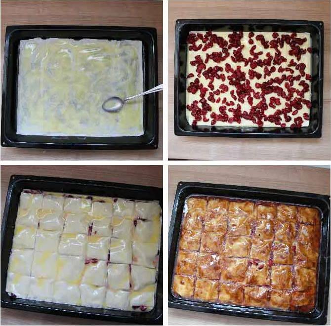 BAKLAVA S VIŠNJAMA: Jednostavan i sočan kolač finog okusa