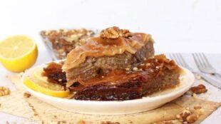 SOČNA I SLATKA: Jednostavna baklava s orasima (od gotovih kora)